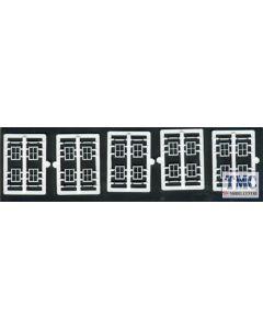DPB0 Dornaplas OO Gauge Sash Windows (20) Kit