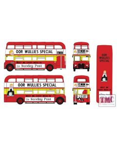 E42301 OO Gauge Exclusive First Edition (EFE) AEC Routemaster RML Clydeside Scottish Kilbarchan 36