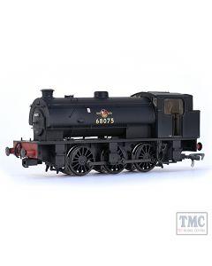 E85001 EFE Rail OO Scale J94 Saddle Tank 68075 BR Black (Late Crest) [W]
