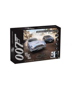 G1161M Scalextric Micro Scalextric James Bond 'No Time To Die' Battery Powered Race Set
