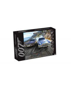 G1171M Scalextric Micro Scalextric James Bond 007 Race Set - Aston Martin DB5 vs V8 Battery Powered Race Set