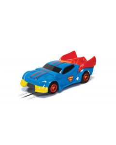 G2167 Scalextric Micro Scalextric - Justice League Superman Car