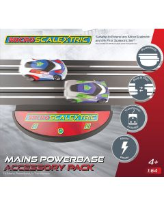 G8043 Scalextric Micro Scalextric Mains Powered Track Piece (UK)