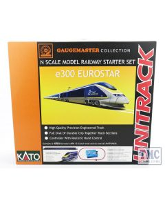 GM2000101 Gaugemaster N Scale Brighton Belle Premium Train Set (Arnold/Kato)