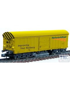 GM2420101 Gaugemaster N Gauge Network Rail Track Cleaning Wagon