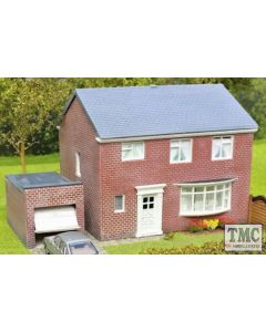 GM409 GM Structures OO Gauge Fordhampton Detached House
