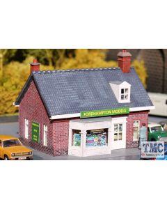 GM431 GM Structures OO Gauge Fordhampton Model Shop