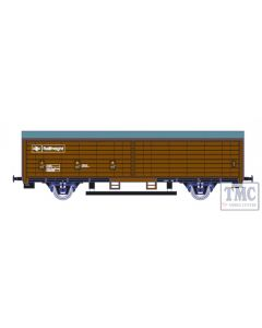 GM4410201 Gaugemaster OO Gauge 7 Plank Wagon South & Gasson 105 Brighton