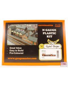 GMKD1000 Kestrel KD1000 Town Station N Gauge Plastic Kit
