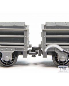 GR-105 Peco OO9 Gauge Close Couplers