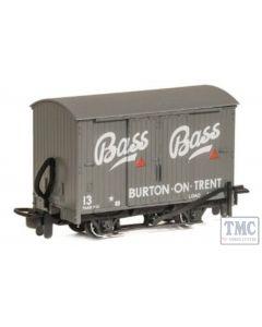 GR-901 Peco OO9 Gauge Box Van 'Bass Brewery'