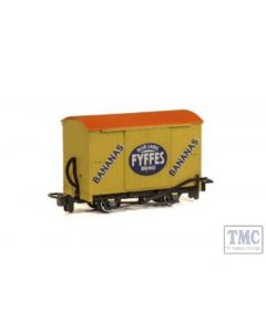 GR-902 Peco OO9 Gauge Box Van 'Fyffes Bananas'