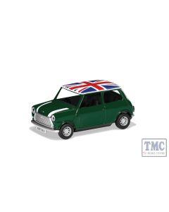 GS82112 Corgi 1:36 Scale Best of British Classic Mini - Green