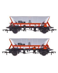 ACC2571HDA-RR2 Accurascale OO Gauge HDA - Railfreight Red - Pack 2