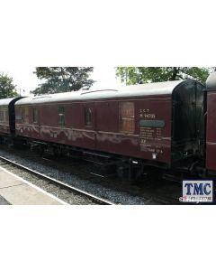 HEL9404 Heljan O Gauge Mk1 CCT BR Breakdown Train Yellow/Black