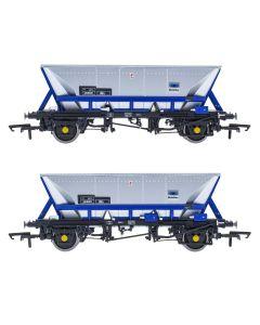 ACC2580HMA-MB1 Accurascale OO Gauge HMA - Mainline blue - Pack 1