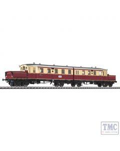 L133503 Liliput HO Scale Accumulator Railcar AT 485/486 DRG Ep.II