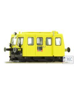 L143000 Liliput HOe Scale Narrow Gauge Track Inspection Trolley STLB Ep.III-V