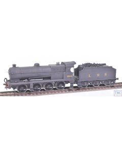 Nu-Cast OO Gauge LMS Class 7F 0-8-0 no.9514 (Kit Built)(Never Run)(Pre-owned)