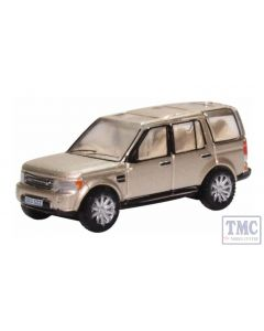 NDIS001 Oxford Diecast N Gauge Land Rover Discovery 4 Ipanema Sand