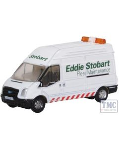 NFT021 Oxford Diecast 1:148 Scale Ford Transit MkV Stobart Fleet Maintenance