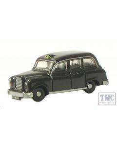 NFX4 Oxford Diecast 1:76 Scale FX4 Taxi Black