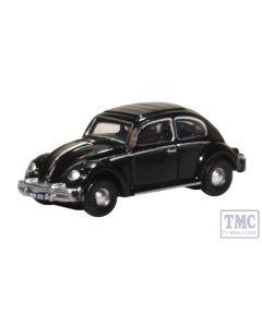 NVWB005 Oxford Diecast N Gauge Volkswagen Beetle Black