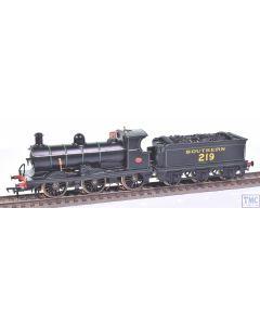 OO Works OO Gauge SR C Class 0-6-0 no.219 Lined Black (Kit Built)(Never Run)(Pre-owned)