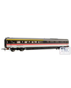 OR763RM002 Oxford Rail OO Gauge BR Mk3a RFM Coach Intercity Swallow 10201