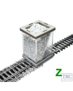 PBS-Z-01 Proses Z Scale Ballast Spreader
