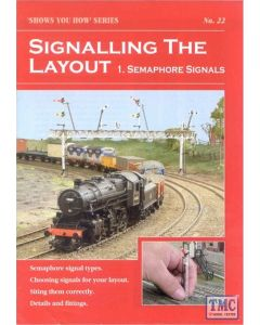 22 Peco Shows You How - Signalling the Layout - Part 1: Semaphore signals NO.22