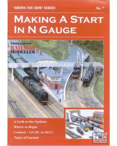 7 Peco Shows You How - Making a Start in N Gauge NO.7