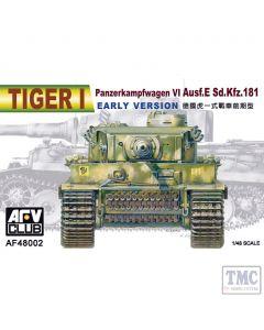 PKAF48002 AFV Club 1:48 Scale Tiger I (Early)
