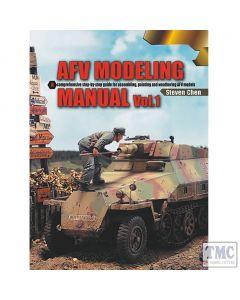 PKAMMV1 AFV Club  AFV Modelling Manual Vol. 1
