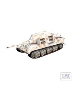PKEA36115 Easy Model 1:72 Scale Jagd Tiger (P) S.Pz.Jag.Abt.653, Tank 102
