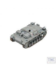 PKEA36140 Easy Model 1:72 Scale Stug III Ausf C/D Russia Winter 1942