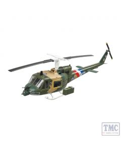 PKEA36916 Easy Model 1:72 Scale UH-1F Huey 58th Tactical Training Wing 1976