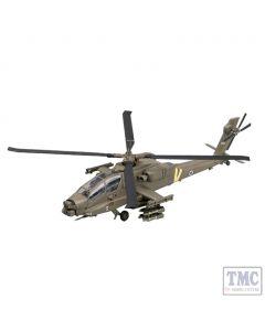 PKEA37027 Easy Model 1:72 Scale AH-64A Apache Israel Air Force No 941