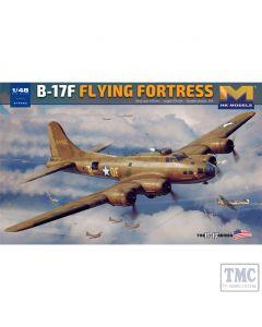 PKHK01F002 HK Models 1:48 Scale B-17F Flying Fortress 'Memphis Belle'
