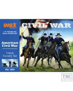 PKIM503 Imex 1:72 Scale Union Cavalry