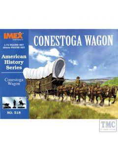 PKIM518 Imex 1:72 Scale Conestoga Wagon