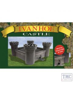 PKIM7251 Imex 1:72 Scale Ivanhoe Castle Round Towers