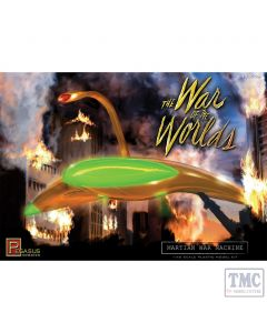 PKPG9001 Pegasus 1:48 Scale War of the Worlds Martian War Machine (kit)