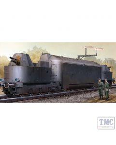 PKTM00223 Trumpeter 1:35 Scale Panzertriebwagen No 16
