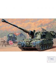 PKTM00324 Trumpeter 1:35 Scale AS-90 British 155mm SP Howitzer