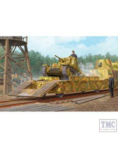 PKTM01508 Trumpeter 1:35 Scale Panzertragerwagen
