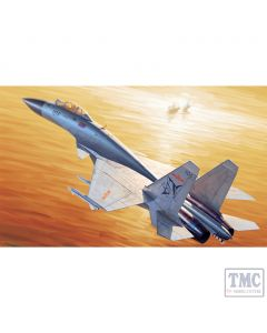 PKTM01668 Trumpeter 1:72 Scale Chinese J-15