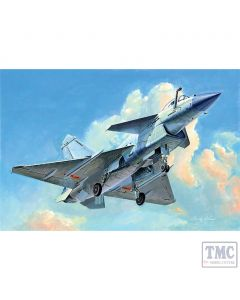 PKTM02848 Trumpeter 1:48 Scale J-10B Vigorous Dragon PLAAF