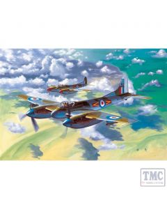 PKTM02894 Trumpeter 1:48 Scale de Havilland Hornet F.3