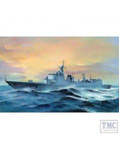 PKTM04530 Trumpeter 1:350 Scale PLA Navy Type 052C DDG-170 LanZhou
